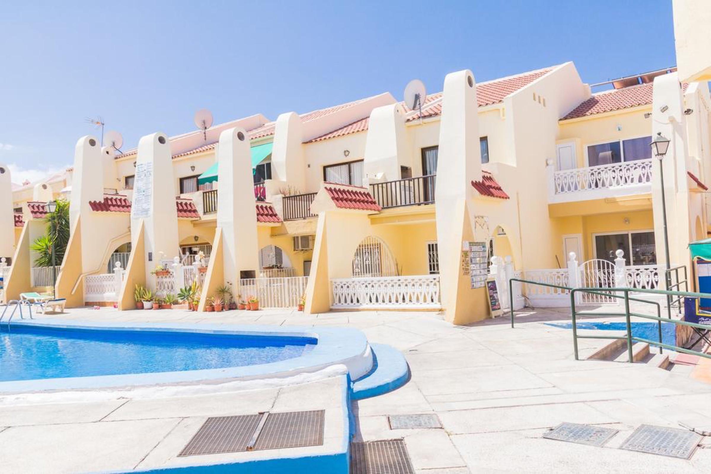 Apartamentos en playa de las americas cozy estudio mareverde - Apartamentos baratos playa de las americas ...