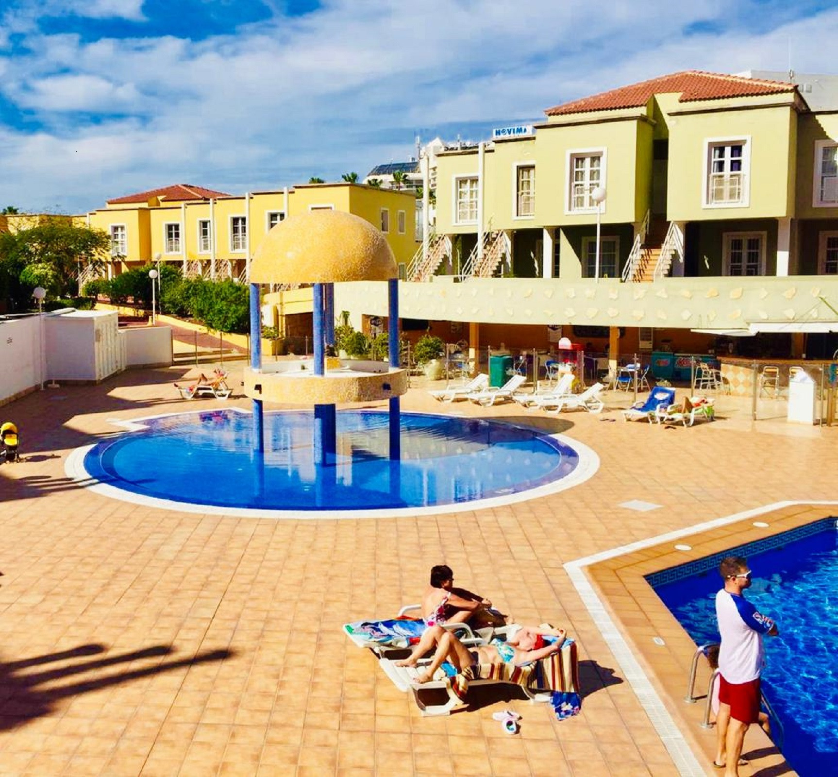 Bella Capri Apartments: Apartments In Costa Adeje
